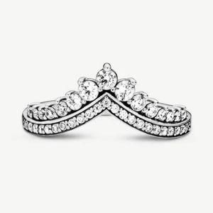 Flash sale💥Pandora Princess Wishbone Ring